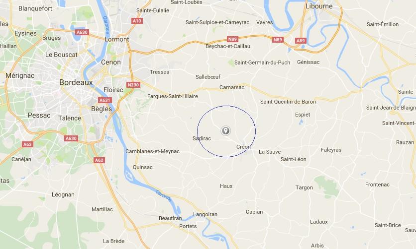 Localisation GPS atelier