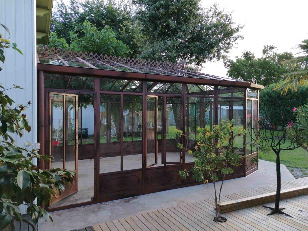 Jardin d'hiver Arcachon Bordeaux Gironde
